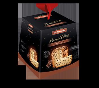 Delaviuda - Panettone Chocolate