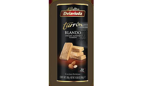Delaviuda - Bote Turrón Blando