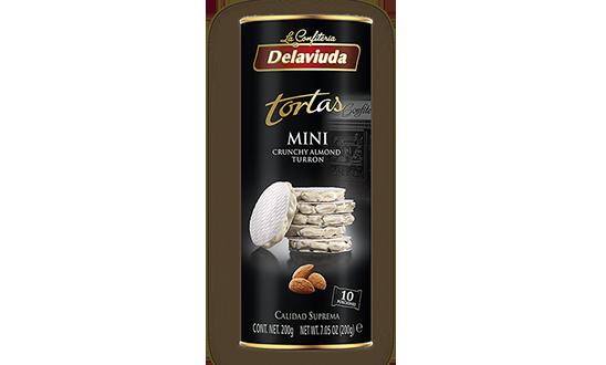 Delaviuda - Bote Tortitas Mini