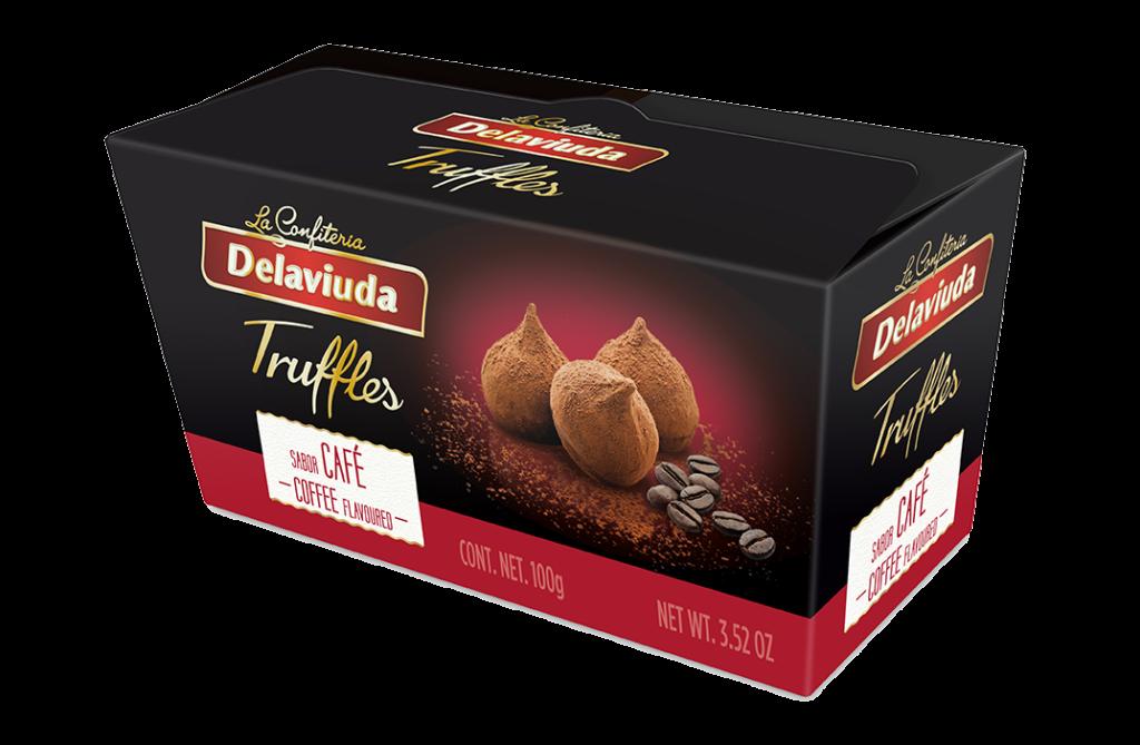 Delaviuda - Trufas Café